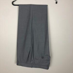 Calvin Klein Gray Dress Pants Size 33x32
